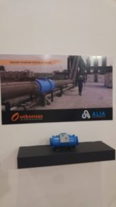 Otkonsas presents Alia Instruments at Mining Turkey